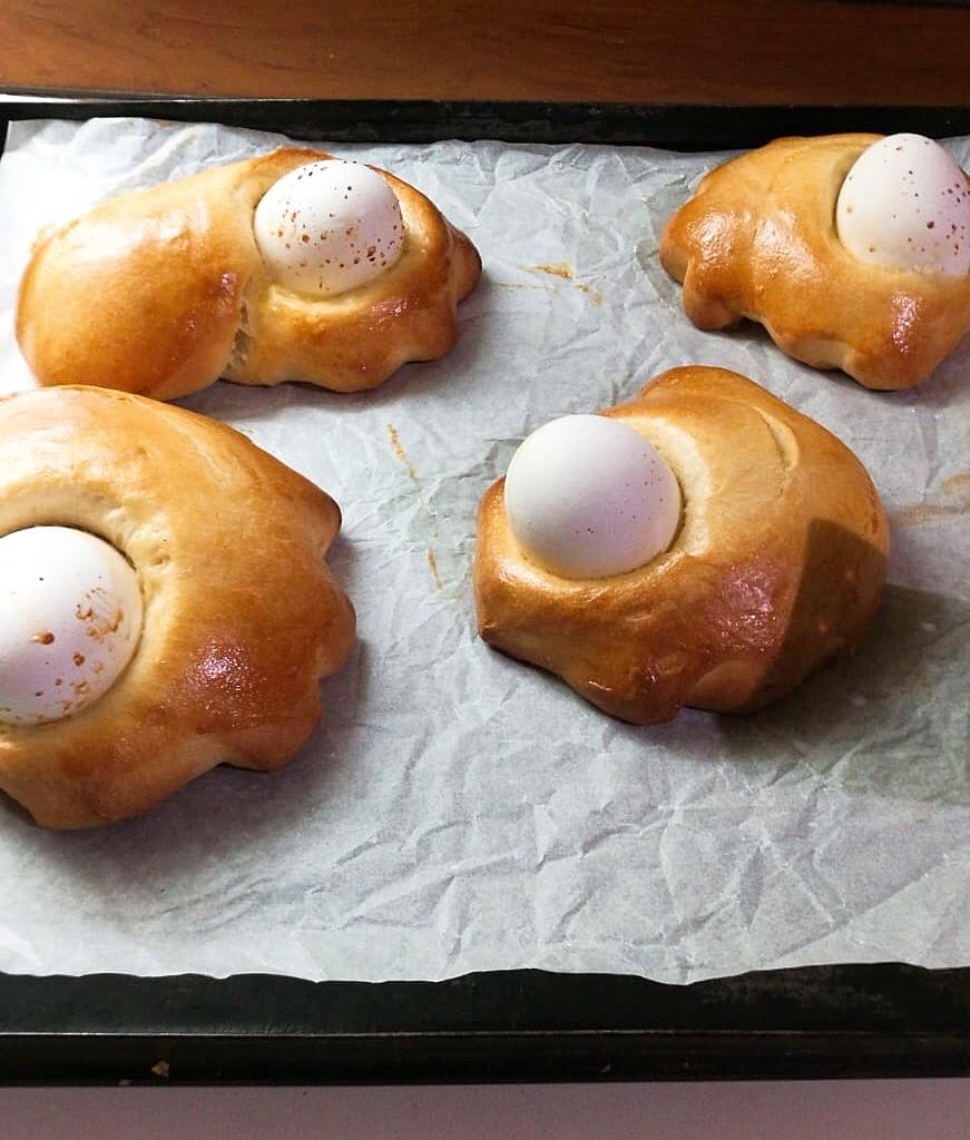 Ngute di Pasqua dolci tradizionali calabresi